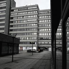 archtekturfotografie - city nord