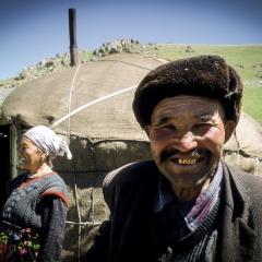 peoplefotografie - das gold des steppenreiters