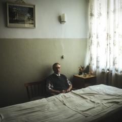 peoplefotografie - das gold des steppentreiters