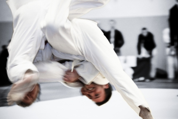 sportfotografie - judo heroes
