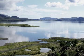 island - Þingvellir