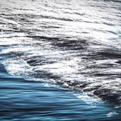 fine art fotografie - troubled water