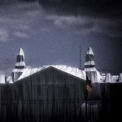 architekturfotografie - wrapped reichstag